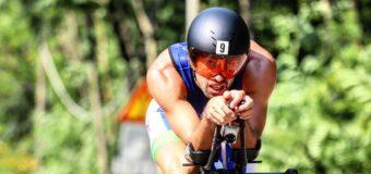 Negrini 5° assoluto al triathlon internazionale di Mergozzo