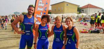 Triathlon San Mauro Mare: 3 podi per l'Imola Triathlon