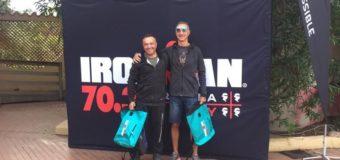 I risultati del weekend: Camanzi e Cappucci finisher al 70.3 di Sardegna
