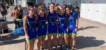 Campionati Italiani di Triathlon Sprint: I risultati del weekend